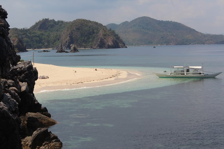 Rock Island Eres Bella - Coron Palawan