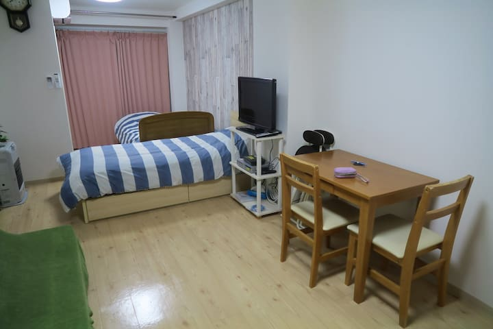Comfortable room 306, near Susukino, and Odori