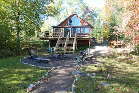 The Forks, Maine  Lake House-Rafting, Kayaking etc