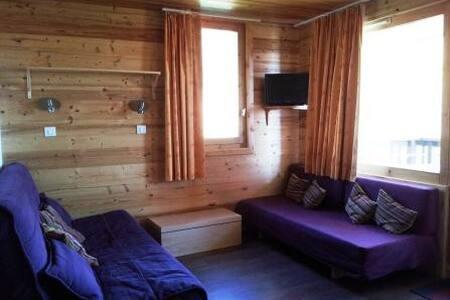 Appartement 4 personnes Valmorel - Les Avanchers-Valmorel - Appartement