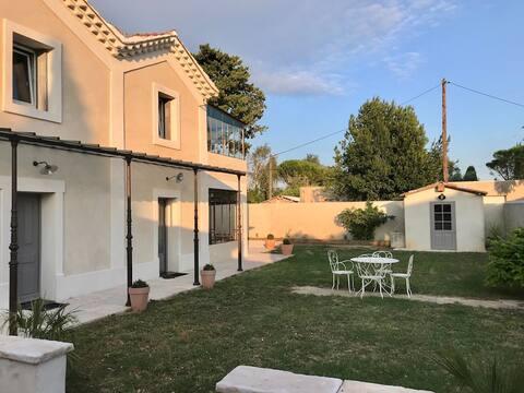 Jolie maison provençale Montélimar