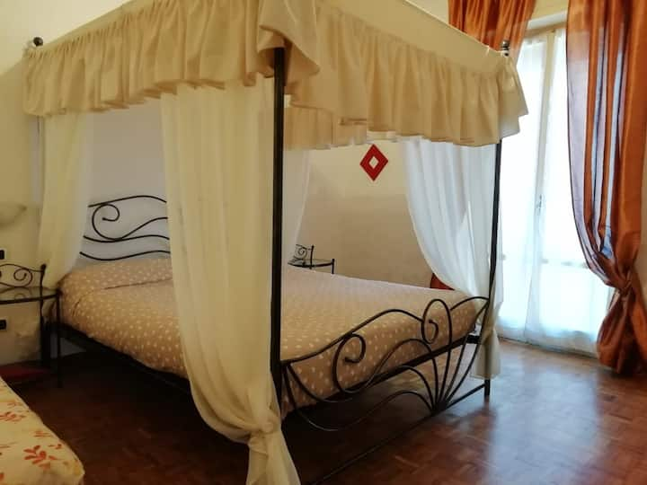 B&B Re Lear - Private bedroom in Verona Center