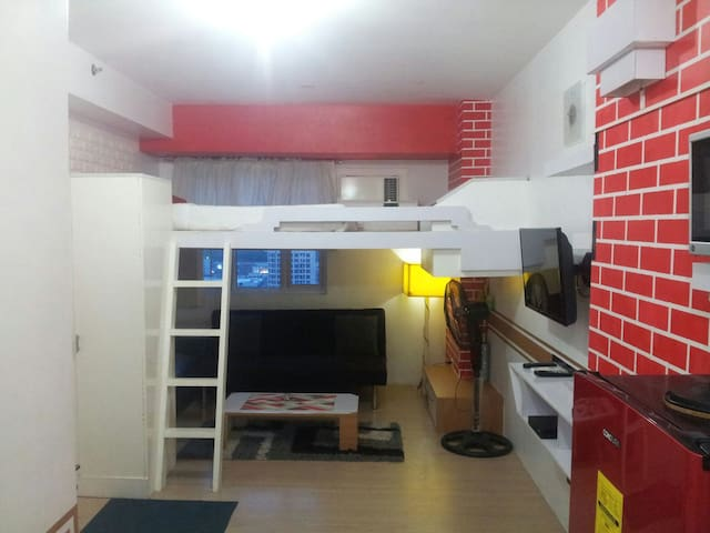 Jonemer's fully furnished condo 14 - Quezon City - Apartemen