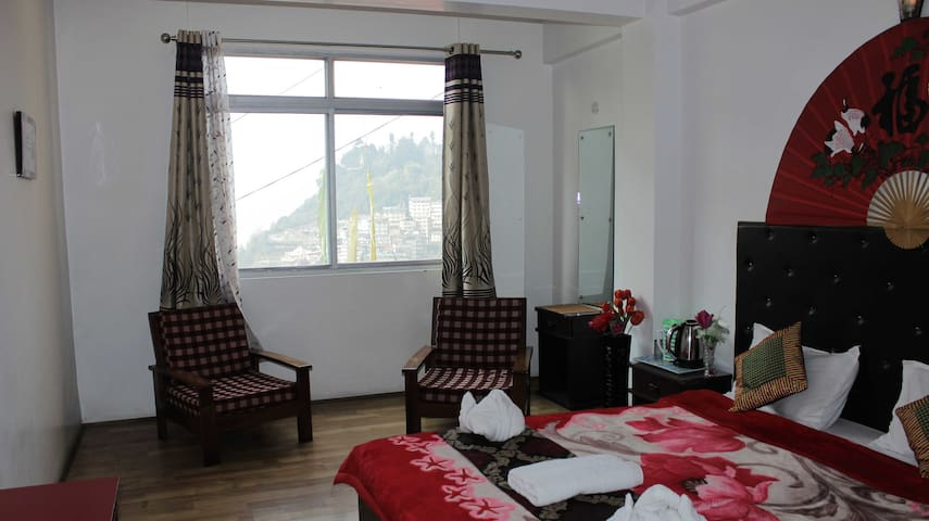 Room With Valley View