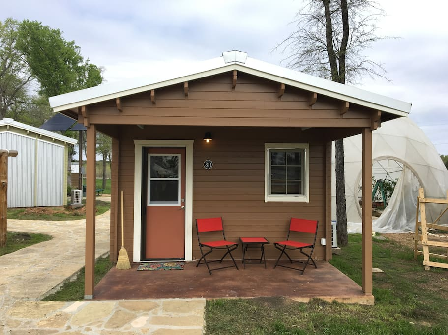 Tiny House 811 At MLF Community First Village