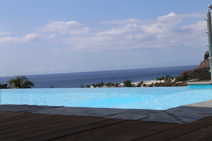 villa vue panoramique