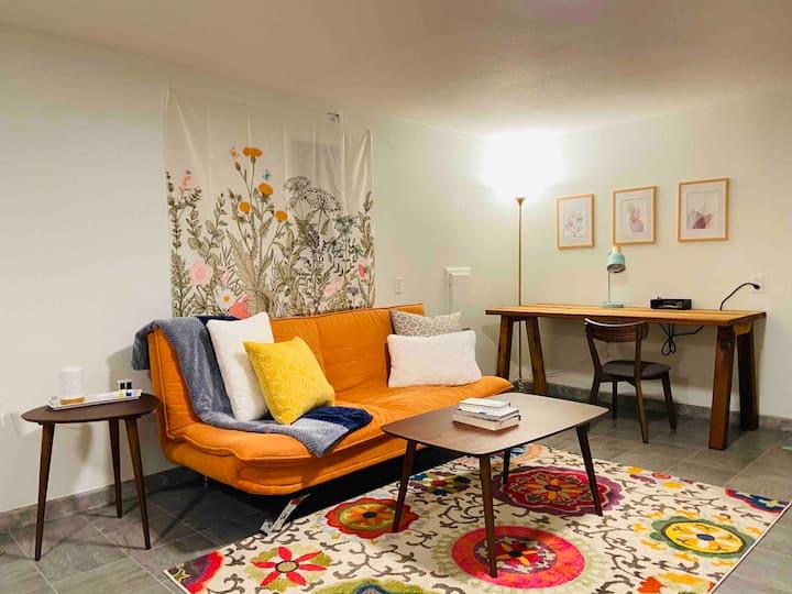 新装修 | 全家都会爱的宽敞舒适一居室
