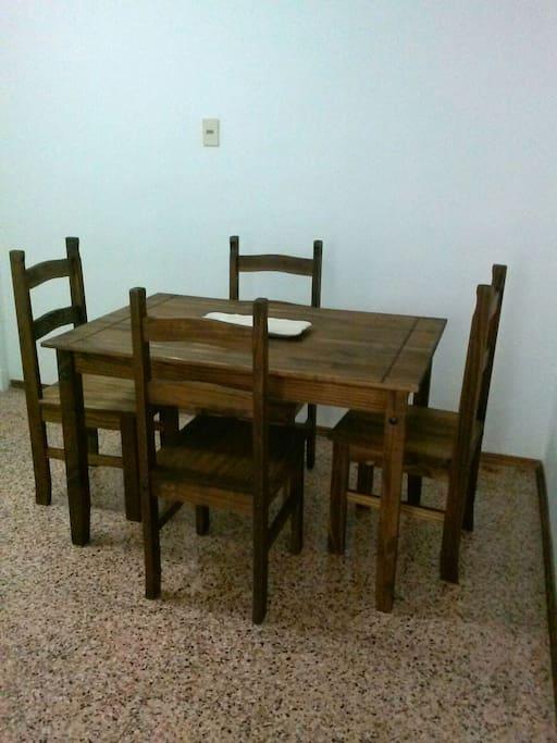 Comedor diario