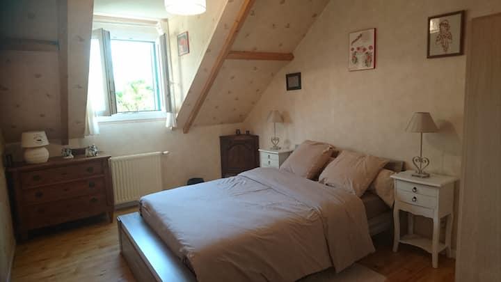 Belle Chambre dans une maison vivante  (ch 3)