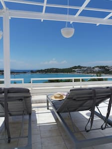 Studio with panoramic seaviews - Vouliagmeni
