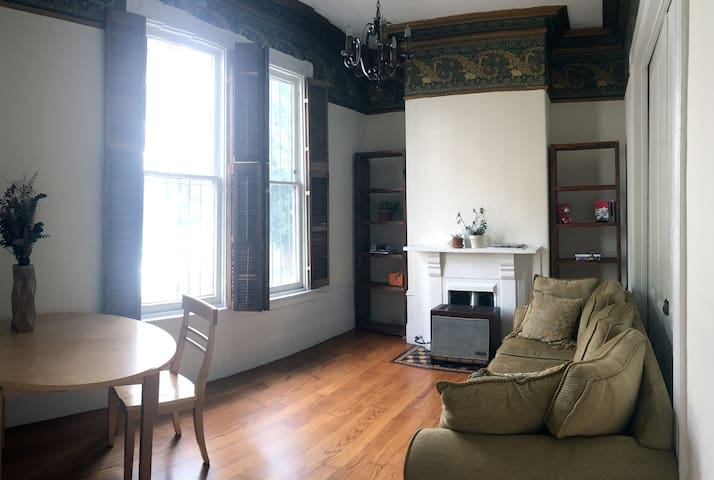 Quiet yet perfectly located, extended stay, pet ok - 舊金山 - 公寓