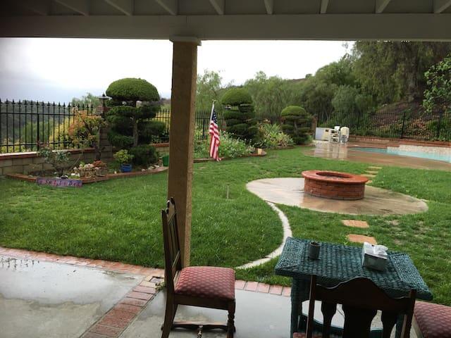 绝佳好位置/清净好住处/热情好房东/好莱坞拍电影场地 - Hacienda Heights