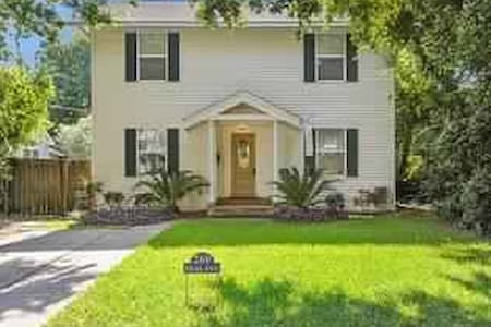 20's cottage in the heart of Biloxi - Biloxi - Hus