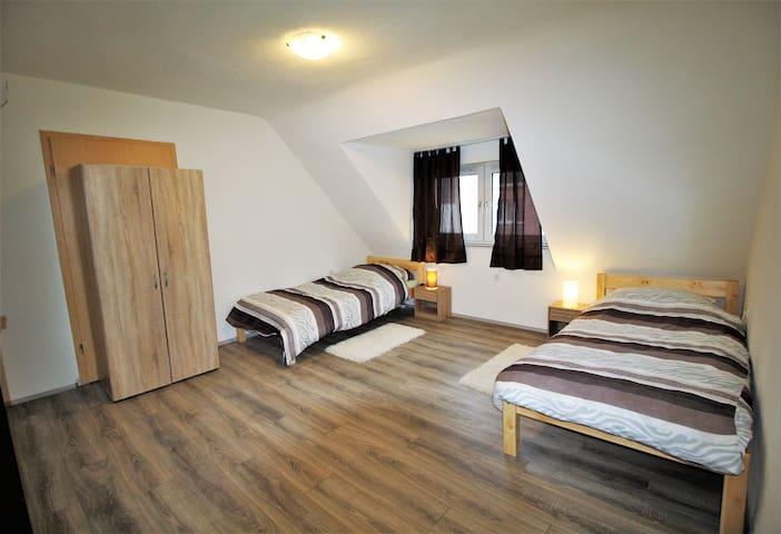 HU01 City Apartment Hanau