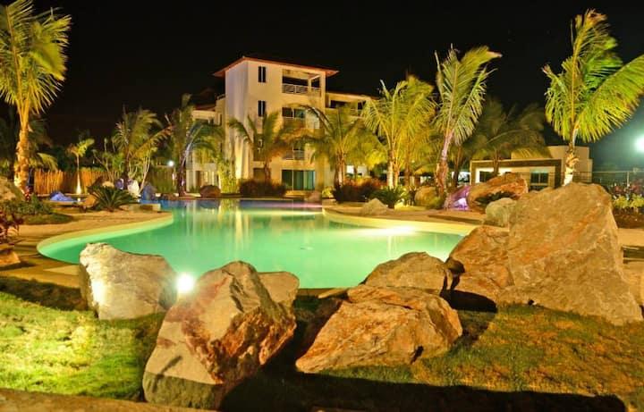 Nice Apartment in Residence Estrella Dominicus