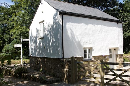 NEW listing.  Luxury cottage in central Cornwall. - Saint Erme