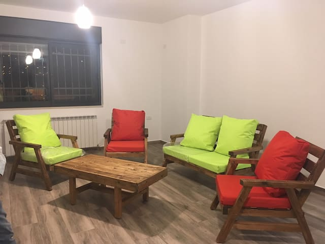 Modern spacious apartment for rent