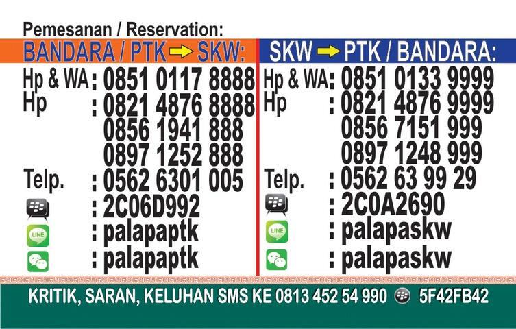 Family R BeachView H.PalapaSingkawang Wifi 100Mbps