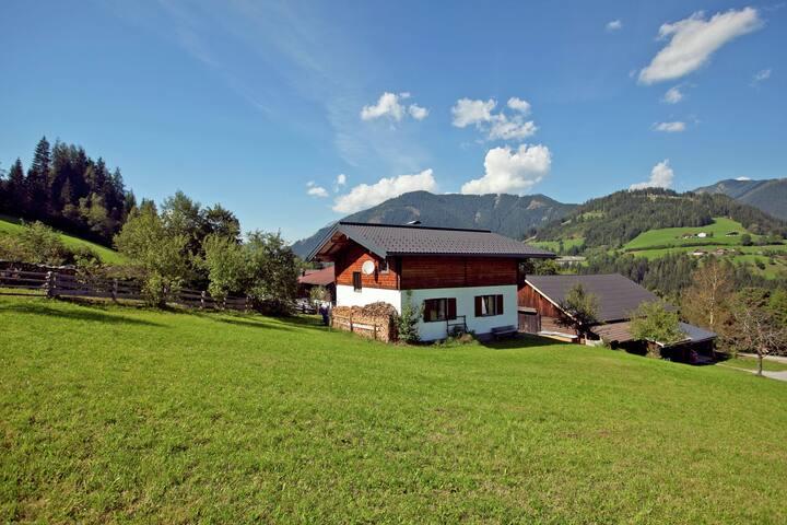 Luxuriöses Ferienhaus in Hüttau in der Nähe des Skigebietes