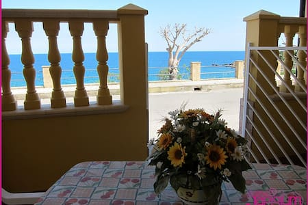 Appartamento Vacanze a 50m dal Mare - Lejlighed