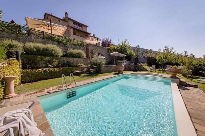 Villa Teresa, relaxing Tuscan nest