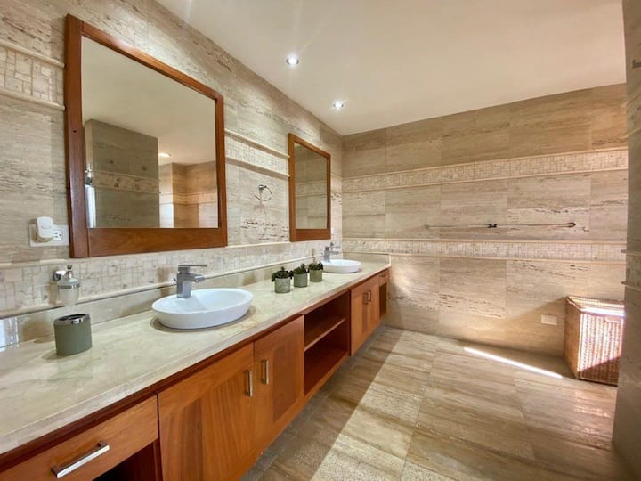 Pent House new cozy in city center piantini