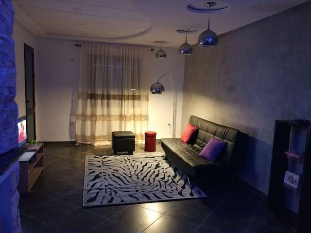 appartement t3 moderne,calme,tres propre
