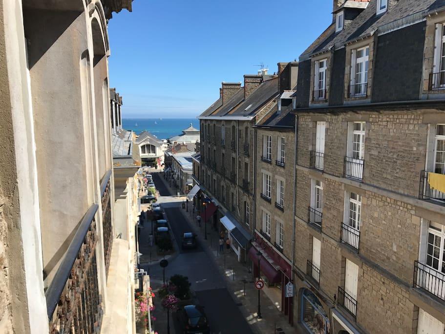 Petite vue mer