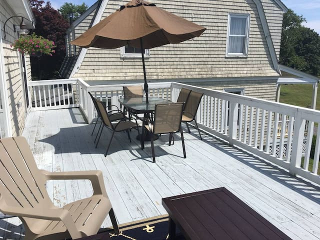 Rye Beach Bungalow! Look at this view! Enjoy!