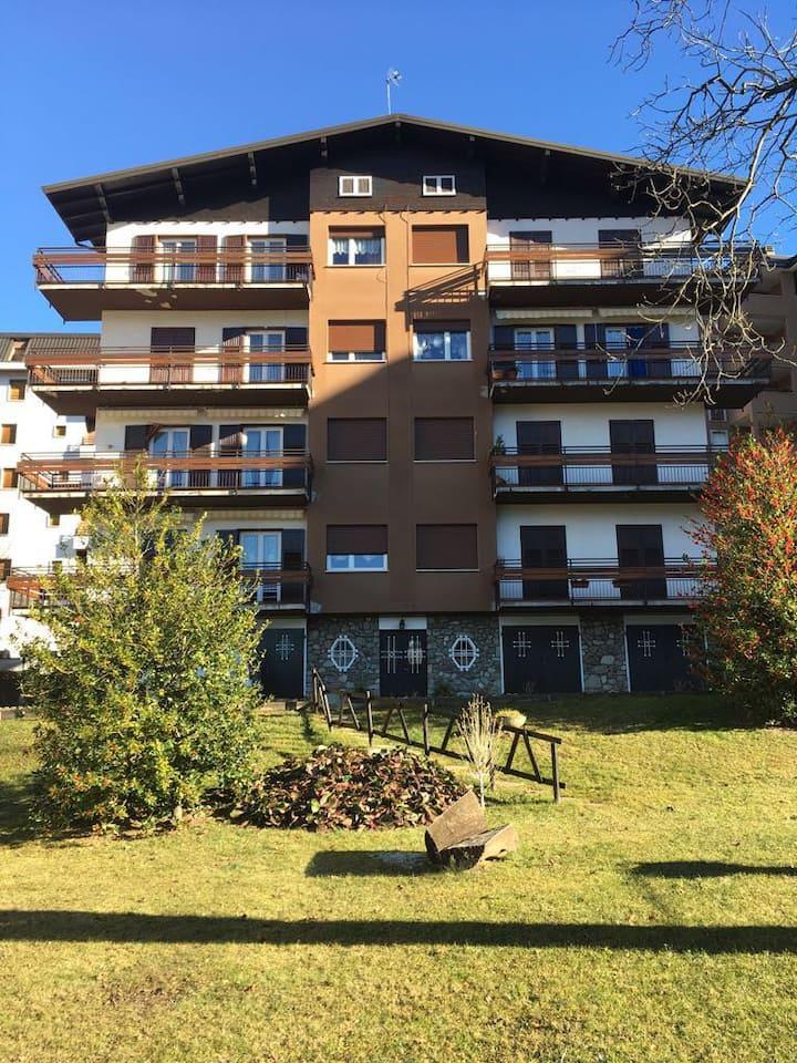 Residence Le Betulle appartamento Grigna