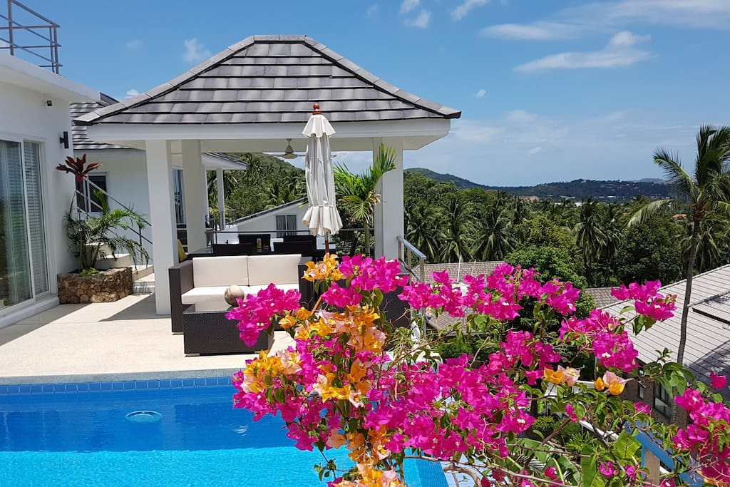 Pool Villa panorama sea view