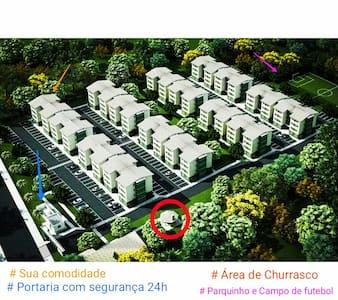 Apartamento Próximo a Ouro Preto (Family Apartment