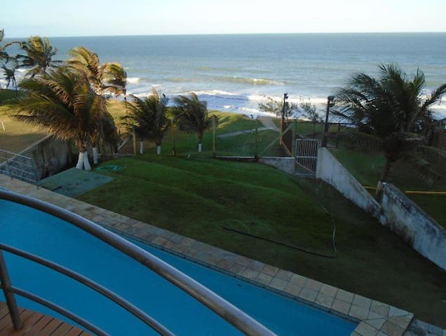 Costeira Praia, beira-mar/Ponta Negra, piscina...