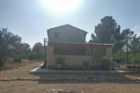 Idylic Private Finca for Cozy Rural Retreat