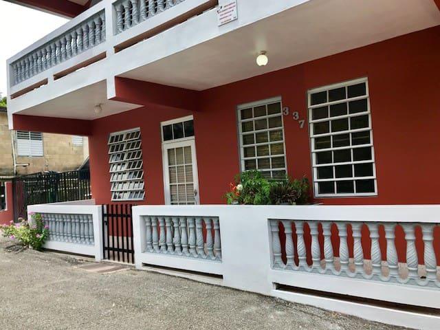Beautiful House on the Beach-Aguada-Rincon-Jobos. - Aguada - Talo