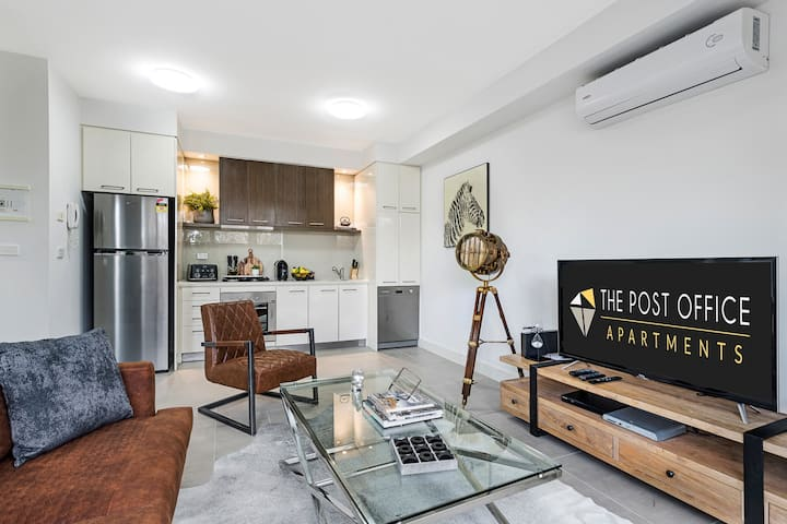 Post Office Apt St Kilda East 1 bed 1 bath Modern