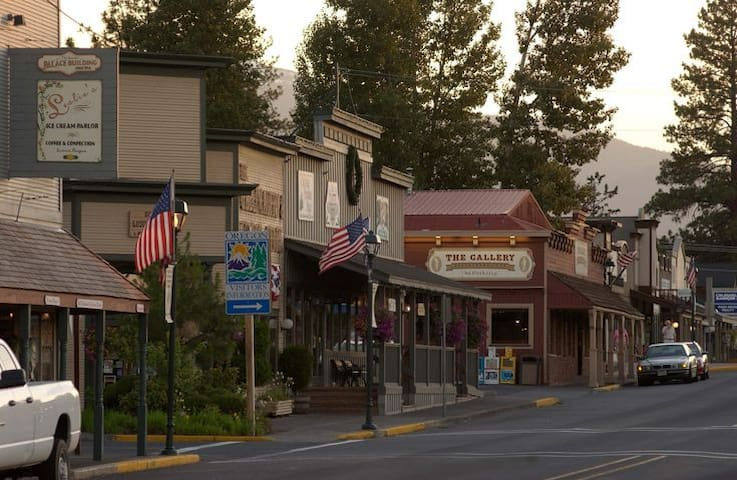 My Great Place in the Heart of Sisters, Oregon