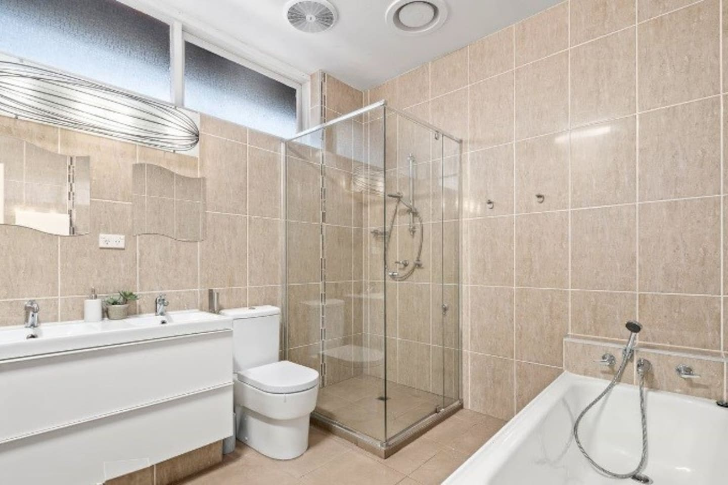 Ensuite Bathroom for this shared room