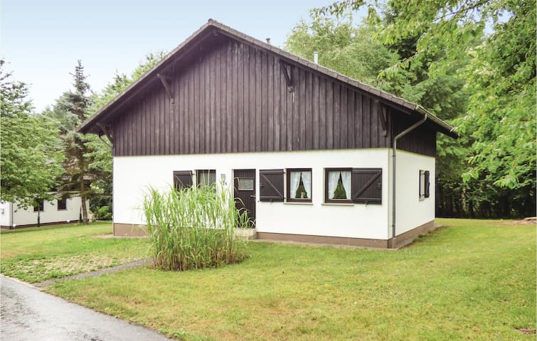 Holiday cottage with 2 bedrooms on 81m² in Thalfang