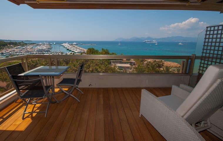 Superb Croisette Views