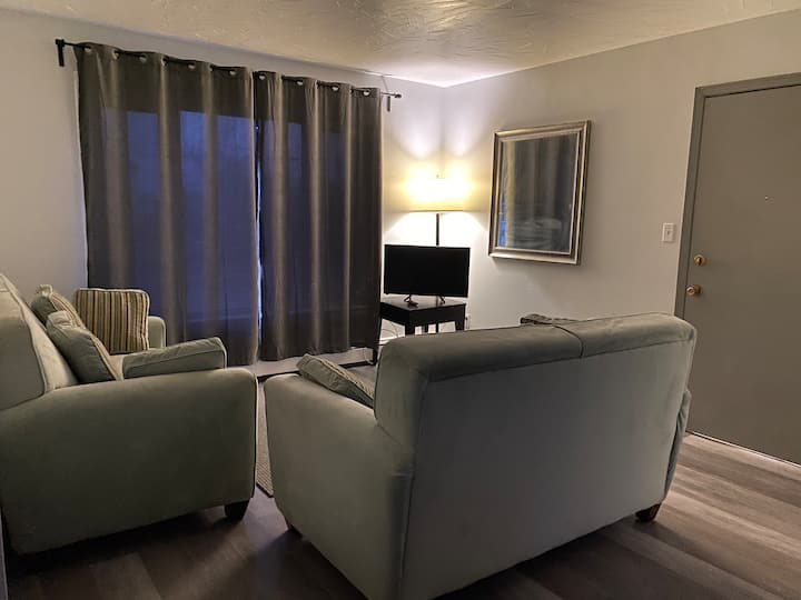 Private 2 bedrooms - nonshared with 3 beds - NBCC