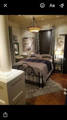 private carriage house unit