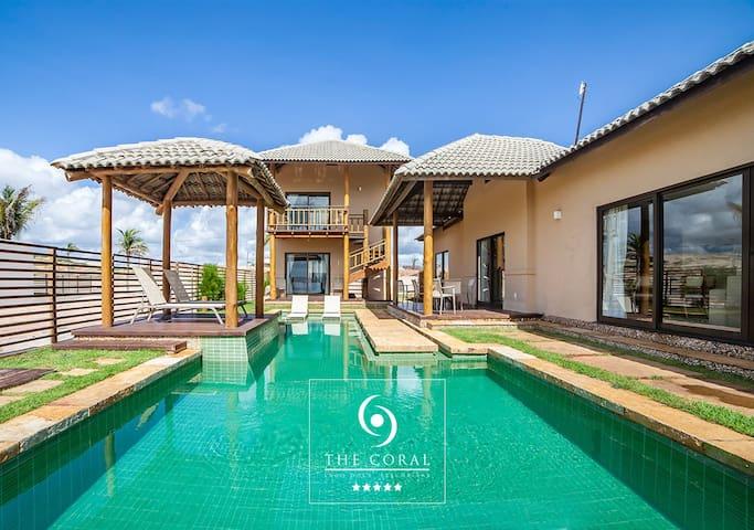 The Coral Beach Resort - Vila Rustica - Full House