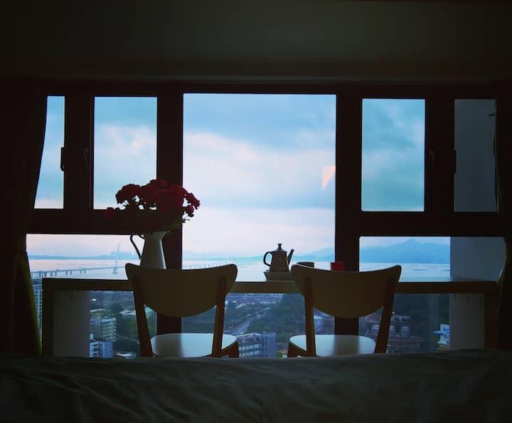 Shenzhen Nanzan Clean warm and cozy place