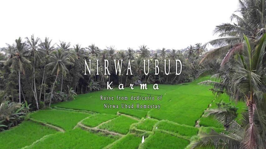 Nirwa Ubud Karma (Queen bed room)