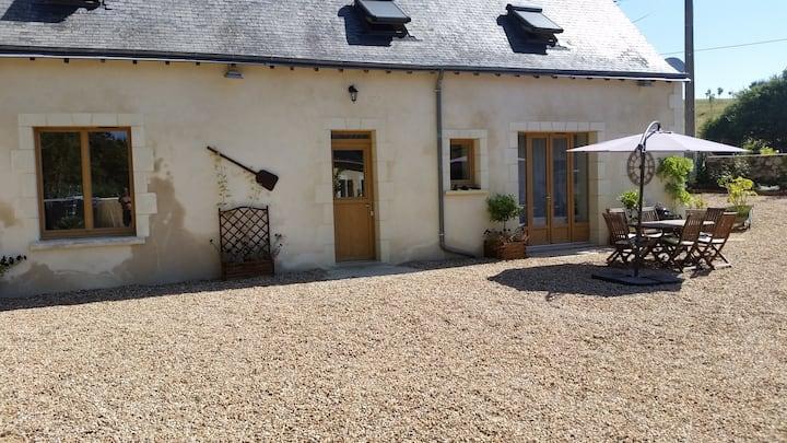 'La Maison', a 2 bed, 2 bath, idyllic retreat