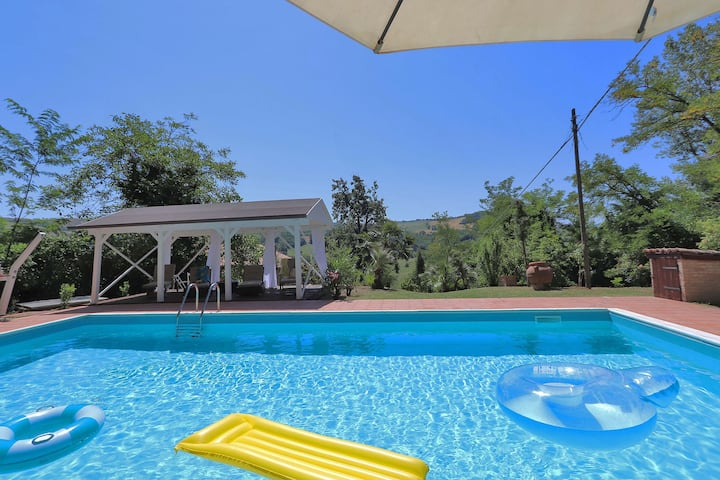 VILLA SILENTE - Private villa with pool