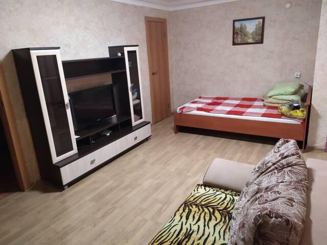 Двухкомнатная квартира на Свердлова 3