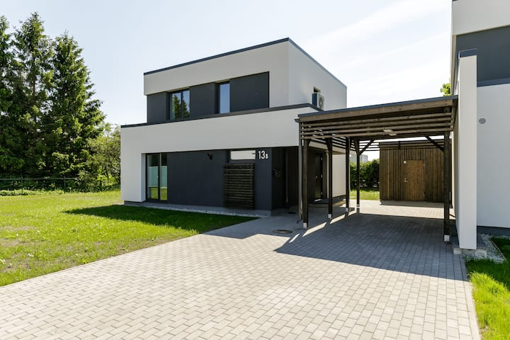 New fully equipped private house in Tallinn suburb