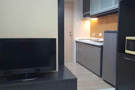 You Can Afford to Dwell @ Mplace - Quezon City - Appartement